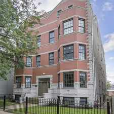 Rental info for 1657 West Wrightwood Avenue #3W in the Chicago area
