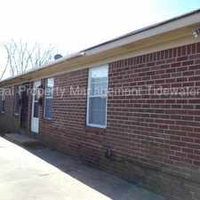 Rental info for Nice cozy 2 bedroom 1 bath duplex with fenced yard. in the South Norfolk area