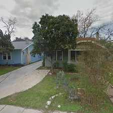 Rental info for Single Family Home Home in San antonio for For Sale By Owner in the Monte Vista area