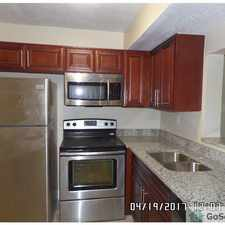 Rental info for Spacious and Bright unit in the Fort Lauderdale area