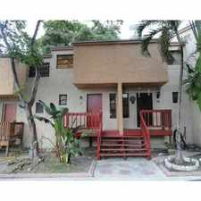 Rental info for 1901 Northwest South River Drive #49E