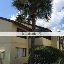 Rental info for Indialantic is the Place to be! Come Home Today!