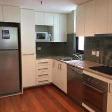 Rental info for Fully Furnished Inner City Modern 1 bedroom 1bathroom Apartment in the Brisbane City area