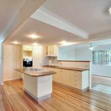 Rental info for Beautiful family home! in the Brisbane area