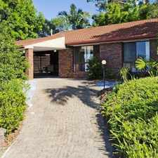 Rental info for LOCATED IN A QUIET NOOK OF ROCHEDALE SOUTH, THIS HOME CAN'T BE MISSED! in the Brisbane area