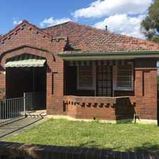 Rental info for BEAUTIFULLY RENOVATED HOME in the Ashfield area