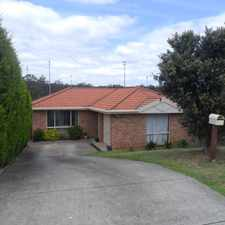 Rental info for Lovely Home! in the St Helens Park area