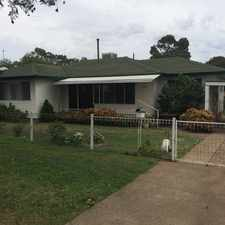 Rental info for Neat & Tidy Home in South Tamworth
