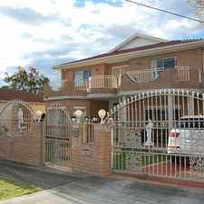 Rental info for A MANSION HOME LIKE NO OTHER! in the Sydney area