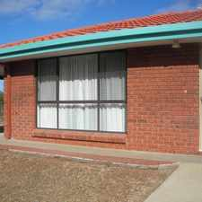 Rental info for Neat and Tidy Unit in the Mildura area