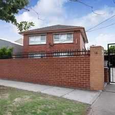 Rental info for **UNDER APPLICATION** in the Caulfield East area