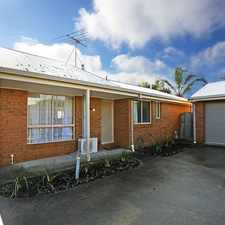 Rental info for Prime Location! in the Geelong area