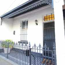 Rental info for This House Is Just Perfect! in the Fitzroy area