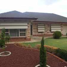Rental info for Neat Family Home in a Quiet Street in the Lockleys area
