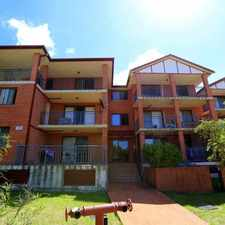 Rental info for Immaculately Presented 2 Bedroom Unit in the Sydney area