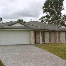 Rental info for SPACIOUS FOUR BEDROOM HOME in the Morayfield area