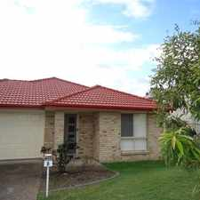 Rental info for FAMILY HOME IN RICHLANDS in the Brisbane area