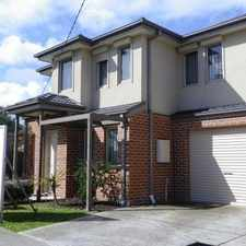 Rental info for Executive Town Home!!