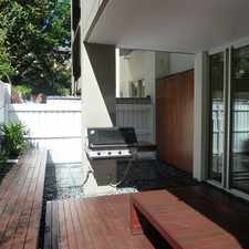 Rental info for EXECUTIVE APARTMENT WITH TWO COURTYARDS! in the Sydney area