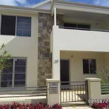Rental info for HIGH QUALITY FINISHED TOWNHOUSE