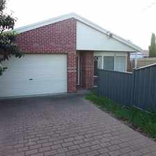 Rental info for Well lit 3 bedroom family home! in the Melbourne area