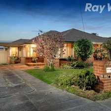 Rental info for PRIME LOCATION!