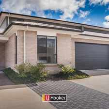 Rental info for Quiet Location Close to Reserve *Sorry no pets* in the Canberra area
