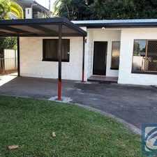 Rental info for 2 BEDROOM UNFURNISHED DUPLEX (GARDEN MAINTENANCE INCLUDED IN RENTAL AMOUNT)