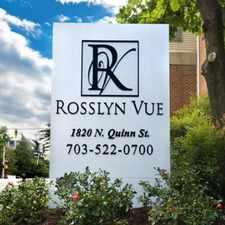 Rental info for Rosslyn Vue in the Arlington area