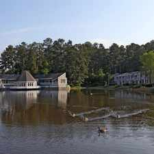 Rental info for River Crossing at Roswell