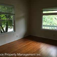 Rental info for 3124 SE Clinton St. #1 in the Richmond area