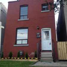 Rental info for Keele St & St Clair Ave W