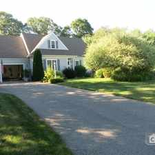 Rental info for $1600 0 bedroom House in Mid Cape Cod Centerville