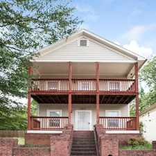 Rental info for 723 Cooper Street Southwest in the Pittsburgh area