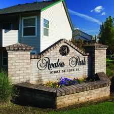 Rental info for Avalon Park in the Ellsworth Springs area