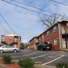 Rental info for 1058 Ridge Avenue Southwest #5B