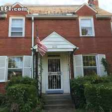Rental info for Five+ Bedroom In American U in the Spring Valley area