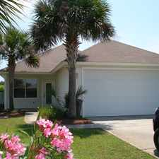 Rental info for Appealing 3bd 2ba West-End of 30A