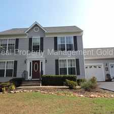 Rental info for Spacious Colonial on 1.25 acre private lot.