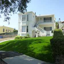 Rental info for S Burnside Ave & Dockweiler Place in the PICO area