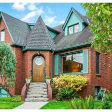 Rental info for Real Estate For Sale - Four BR, Two BA Tudor