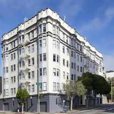 Rental info for 1801 GOUGH Apartments in the San Francisco area