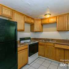 Rental info for 7923 Hare Ave Jacksonville in the Woodland Acres area