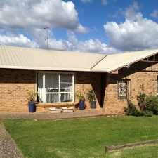 Rental info for PRICE REDUCED !!! CONVENIENT LOCATION !!!!! in the Toowoomba area
