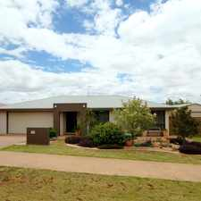 Rental info for BEAUTIFULLY PRESENTED FAMILY HOME - IN A QUIET AREA in the Toowoomba area