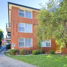 Rental info for A Place To Call Home in the Ashfield area