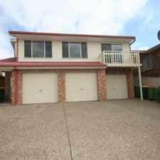 Rental info for APPROVED APPLICATION - Renovated three bedroom townhouse in convenient location. in the Karabar area
