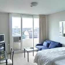 Rental info for Furnished studio in unbeatable location - Cremorne village at your doorstep!