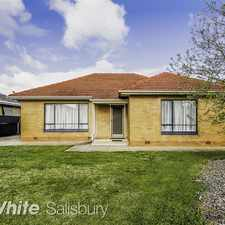 Rental info for Your Attention Please! in the Adelaide area
