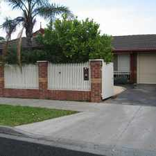 Rental info for MODERN, SPACIOUS AND LOW MAINTENANCE in the Bentleigh area